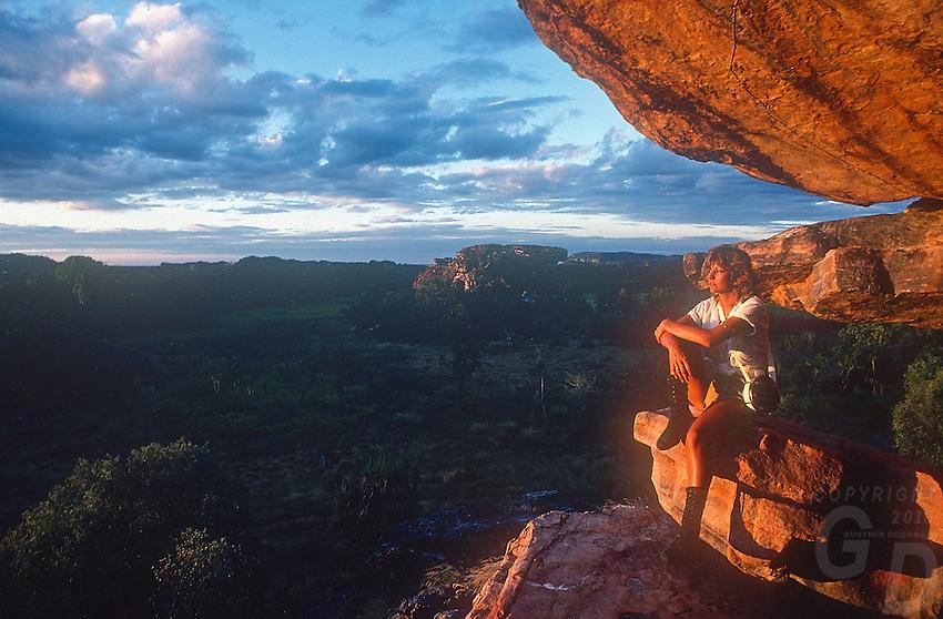 Obiri Rock Kakadu National Park Northern Territory Australia