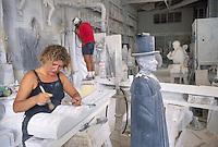 - Pietrasanta (Lucca), artisan laboratory for the artistic workmanship of the marble<br /> <br /> - Petrasanta (Lucca), laboratorio artigiano per la lavorazione artistica del marmo