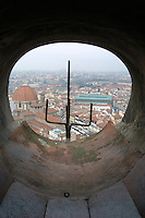 The view from the Duomo in Florence, Italy March 1, 2006. (Photo by Alan Greth)
