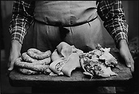 """Europe/France/Languedoc-Roussillon/11/Aude/La Bastide d'Anjou: Les ingrédients du cassoulet d'Etienne Rousselot de """" L'Hostellerie Etienne"""