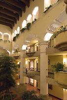 Guatemala, im Hotel Quinta Real in Guatemala-City