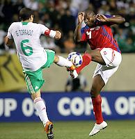 Mexico vs Costa Rica, Gold Cup Semi-Finals, July 23, 2009