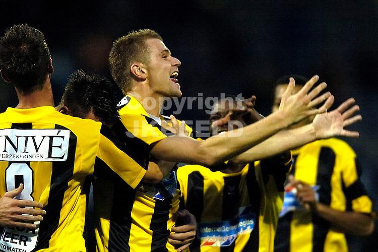 veendam - go ahead jupiler league seizoen 2007-2008 27-08-2007  veltmate viert de 2-1