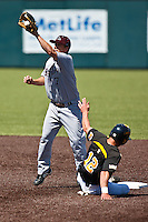 Micheal Stalter (7) April 10th, 2010; Southern Illinois vs Wichita State University at Eck Stadium in Wichita, Ks. Photo by: William Purnell/Four Seam Images