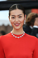 LIU WEN The Beguiled' Red Carpet Arrivals - The 70th Annual Cannes Film Festival<br /> CANNES, FRANCE - MAY 24 attends the 'The Beguiled' screening during the 70th annual Cannes Film Festival at Palais des Festivals on May 24, 2017 in Cannes, France