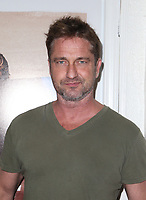 SANTA MONICA, CA - NOVEMBER 1: Gerard Butler, at the Los Angeles Premiere of documentary Bunker77 at the Aero Theater in Santa Monica, California on November 1, 2017. Credit: Faye Sadou/MediaPunch /NortePhoto.com
