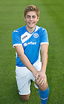 St Johnstone Academy Under 17's…2016-17<br />Shaun Struthers<br />Picture by Graeme Hart.<br />Copyright Perthshire Picture Agency<br />Tel: 01738 623350  Mobile: 07990 594431