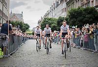 "Team Trek-Segafredo<br /> <br /> ""Le Grand Départ"" <br /> 104th Tour de France 2017 <br /> Team Presentation in Düsseldorf/Germany"
