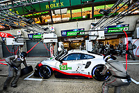 #93 PORSCHE GT TEAM (USA) PORSCHE 911 RSR GTE PRO PATRICK PILET (FRA) NICK TANDY (GBR) EARL BAMBER (NZL)