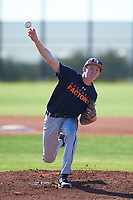 Avery Fulford (44), from Conifer, Colorado, while playing for the Astros during the Under Armour Baseball Factory Recruiting Classic at Red Mountain Baseball Complex on December 28, 2017 in Mesa, Arizona. (Zachary Lucy/Four Seam Images)