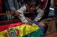 BOLIVIA DEADLY PROTESTS