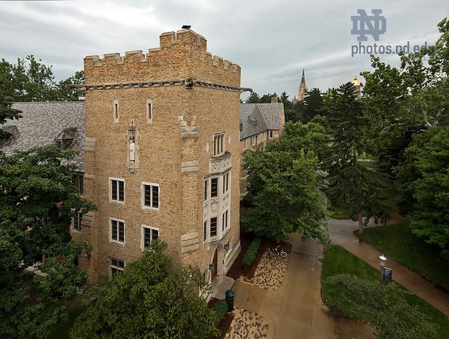 Aug. 2, 2013; Alumni Hall<br /> <br /> Photo by Matt Cashore/University of Notre Dame