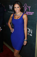 HOLLYWOOD, LOS ANGELES, CA, USA - AUGUST 28: Melissa Riso arrives at the Benchwarmer Back To School Celebration to Benefit Children of the Night held at Station Hollywood at the W Hotel Hollywood on August 28, 2014 in Hollywood, Los Angeles, California, United States. (Photo by Xavier Collin/Celebrity Monitor)