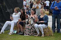 Visitors at the event enjoying the music of the bands during the Merthyr Rising Festival 2016 in Merthyr Tydfil on Saturday June 4th and Sunday June 5th 2016. <br /> <br /> <br /> Jeff Thomas Photography -  www.jaypics.photoshelter.com - <br /> e-mail swansea1001@hotmail.co.uk -<br /> Mob: 07837 386244 -