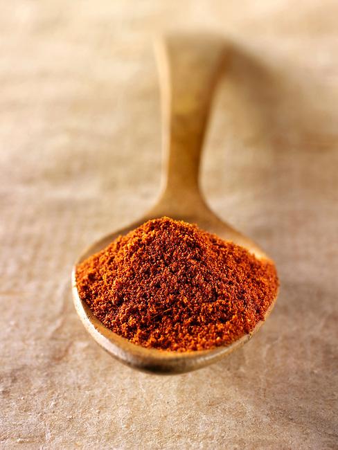 Paprika spice powder