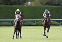 Horse Racing : Kobe Shinbun Hai at Hanshin Racecourse