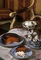 Europe/Autriche/Vienne : La Sachertorte  Gâteau légendaire de  l'Hotel Sacher