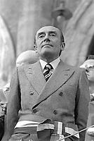 - Renato Zangheri, sindaco di Bologna dal 1970 al 1983<br /> <br /> - Renato Zangheri, mayor of Bologna from 1970 to 1983