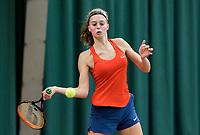 Wateringen, The Netherlands, March 16, 2018,  De Rhijenhof , NOJK 14/18 years, Nat. Junior Tennis Champ.  Gabriëlle Dekkers (NED)<br />  Photo: www.tennisimages.com/Henk Koster