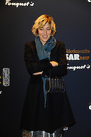 PARIS, FRANCE - FEBRUARY 24: Actress Valeria Bruni Tedeschi attends the Cesar's Dinner at Le Fouquet's on February 24, 2017 in Paris, France.