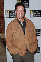 LOS ANGELES, CA, USA - OCTOBER 21: Rob Morrow arrives at The Creative Coalition's 'Art of Discovery' Los Angeles Launch Party held at the Home of Lawrence Bender on October 21, 2014 in Los Angeles, California, United States. (Photo by David Acosta/Celebrity Monitor)
