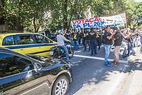 28/07/2020 - CONCURSADOS DO SEAP PROTESTAM NO RIO DE JANEIRO