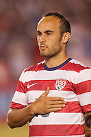 SAN DIEGO, Calif. - July 5, 2013: The US Men's National team defeated the National team of Guatemala 6-0 during an International friendly match prior to the 2013 Gold Cup at Qualcomm stadium.