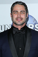 BEVERLY HILLS, CA - JANUARY 12: Taylor Kinney at the NBC Universal 71st Annual Golden Globe Awards After Party held at The Beverly Hilton Hotel on January 12, 2014 in Beverly Hills, California. (Photo by David Acosta/Celebrity Monitor)