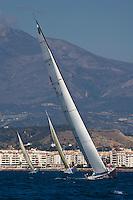 Esp 6555  .Plis Play  .Vicente Garcia  .Fco Javier Carratala  .RCR Alicante  .Farr 520 .XXII Trofeo 200 millas a dos - Club Náutico de Altea - Alicante - Spain - 22/2/2008