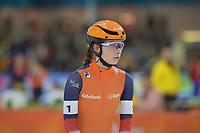 SPEEDSKATING: HEERENVEEN: 10-01- 2020, IJsstadion Thialf, European Championship distances, Team Sprint Ladies, Femke Kok (NED), ©foto Martin de Jong