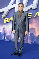 "Christoph Waltz<br /> arriving for the ""ALITA: BATTLE ANGEL"" world premiere at the Odeon Luxe cinema, Leicester Square, London<br /> <br /> ©Ash Knotek  D3475  31/01/2019"