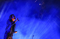 Zoe, during her concert at the Tecate Sonoro festival. October 28, 2017. (Photo: Luis Gutierrez / NortePhoto.com)<br /> <br /> Zoe, durante su concierto en el festival Tecate Sonoro. 28 octubre 2017. (Foto: Luis Gutierrez /NortePhoto.com)