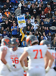 during the first half of the NIAA 4A state championship football game in Reno, Nev., on Saturday, Dec. 2, 2017. Cathleen Allison/Las Vegas Review Journal @NVMomentum