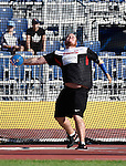 Kenneth Trudgeon, Toronto 2015 - Para Athletics // Para-athlétisme.<br /> Kenneth Trudgeon competes in the Men's Discus Throw F46 Final // Kenneth Trudgeon participe à la finale du lancer du disque masculin F46. 12/08/2015.