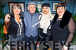 Staff of the National Learning Network at the Peaky Blinders Christmas party in the Ashe Hotel on Friday.<br /> L to r: Fiona Keogh, Joe Brunton, Siobhan and Frances Griffin.