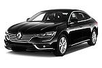 2016 Renault Talisman Intens 4 Door Sedan Angular Front stock photos of front three quarter view