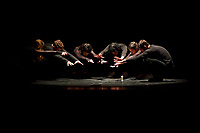 Spring to Dance festival organized by Dance St. Louis at Touhill Performing Arts Center of the University of Missouri in St. Louis on May 23-25, 2019.