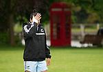 Rieko Ioane. Training, 14 May 2015. London, England. Photo: Marc Weakley