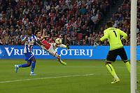 VOETBAL: AMSTERDAM: 140919 Johan Cruijff Arena, AJAX - SC Heerenveen, uitslag 4-1, Nicolás Tagliafico, ©foto Martin de Jong