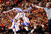 20140222 Basket Harlem Globetrotters
