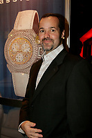 Saputo , launch of Lancaster Watches - Italy, November 11 2005 at Times Supper Club<br /> photo : Roussel  - Images Distribution