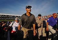 Feb 3, 2007; Scottsdale, AZ, USA; Jeff Quinney during the third round of the FBR Open at the TPC Scottsdale in Scottsdale, Arizona. Mandatory Credit: Mark J. Rebilas-US Presswire Copyright Mark J. Rebilas