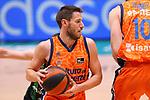 Liga ENDESA 2020/2021. Game: 11.<br /> Club Joventut Badalona vs Valencia Basket: 80-91.<br /> Sam Van Rossom.