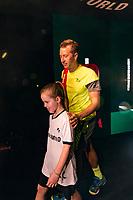 ABNAMRO World Tennis Tournament, 15 Februari, 2018, Rotterdam, The Netherlands, Ahoy, Tennis, Philip Kohlschreiber (GER)<br /> <br /> Photo: www.tennisimages.com