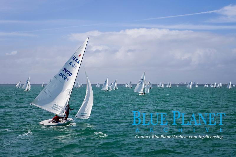Biscayne Bay regatta