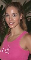 ELIZABETH BERKELEY HOST STEP UP WOMEN'S NETWORK AT THE SPORTS CLUB/LA AT ROCKEFELLER CENTER , NEW YORK CITY  05/22/2004<br /> Photo By John Barrett/PHOTOlink /MediaPunch