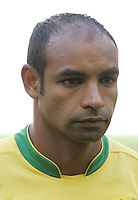 Emerson of Brazil. Brazil defeated Australia, 2-0, in their FIFA World Cup Group F match at the FIFA World Cup Stadium, Munich, Germany, June 18, 2006.