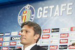 Getafe's General Manager Toni Munoz. August 5, 2014. (ALTERPHOTOS/Acero)
