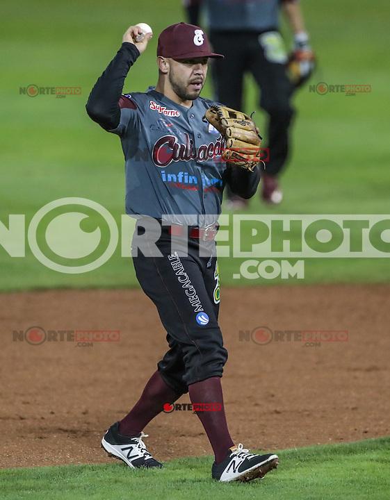 Jose Chavez , durante 2do. encuentro de la serie de beisbol entre Tomateros vs Naranjeros. Segunda Vuelta de la Temporada 2016 2017 de la Liga Mexicana del Pacifico. (LMP)*****<br /> ©Foto: LuisGutierrrez/NortePhoto
