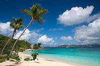Post Hurricane <br /> Honeymoon Beach<br /> Virgin Islands National Park<br /> St. John, US Virgin Islands Honeymoon Beach post hurricanes